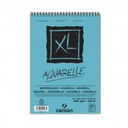 Album XL® Aquarelle spiralé...