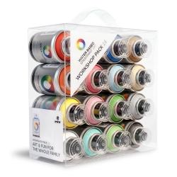 Coffret 16 couleurs MTN...