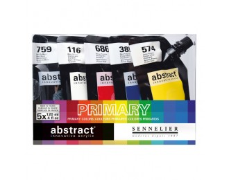 Abstract Set 5x120ml...