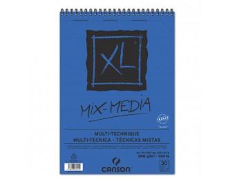 XL® Mix Media grain moyen 300g