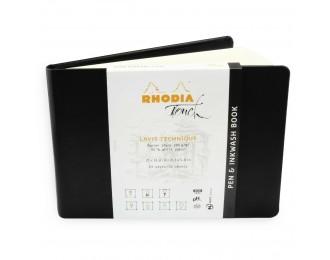 Pen&Inkwash book, RHODIA