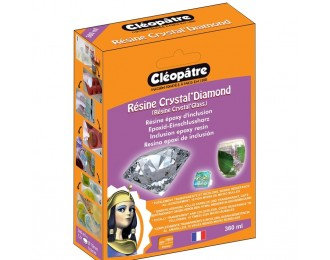Résine Crystal' Diamond...