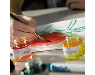 Encre aquarellable Ecoline